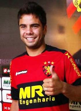 Lucas Liausu/Site Oficial do Sport Recife