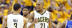 Pacers vence o New York Knicks e vai  final da Conferncia Leste na NBA (Andy Lyons/Getty Images/AFP)