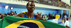 Duda vence com recorde em SP e ganha confiana para o Mundial'2013 (AFP PHOTO / GABRIEL BOUYS )