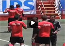 Time do Tijuana treina para jogo contra Atl�tico (TV Alterosa)