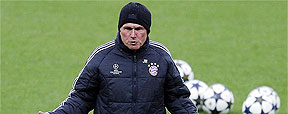 Perto da despedida, Jupp Heynckes acredita no t�tulo intercontinental