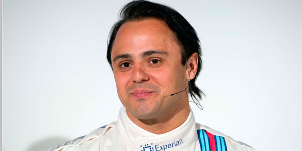 Diretor da Williams v� Massa com 'fome' e elogia: Exelente ( AFP PHOTO / CARL COURT )